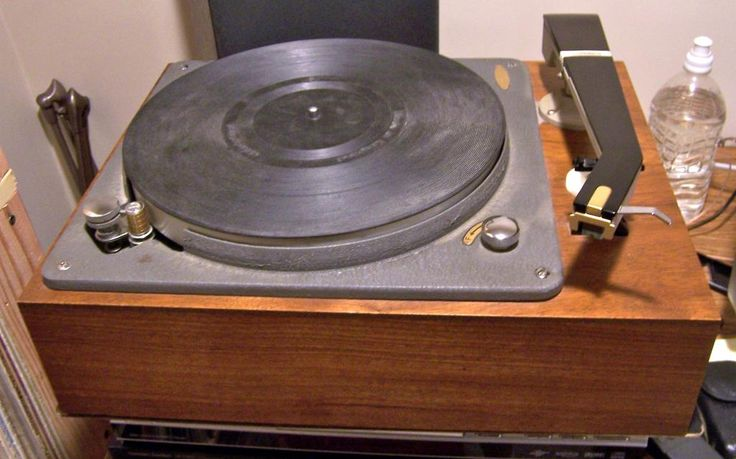 Music Master Idler Drive Turntable